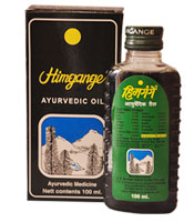 Himgange Ayurvedic Oil 100 ml